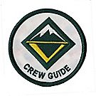 Venturing Crew Guide Emblem
