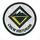 Venturing Crew Historian Emblem