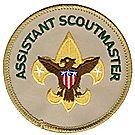 Asst Scoutmaster Emblem