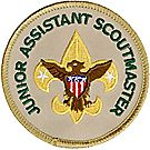 Junior Assistant Scoutmaster Emblem