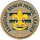 Asst. Senior Patrol Leader Emblem