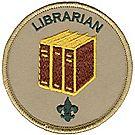 Librarian Emblem