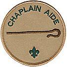 Chaplain Aide Emblem