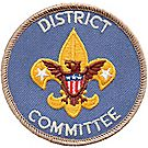 District Emblem - Committee