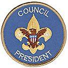 Council President Emblem