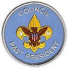 Council Past President Emblem