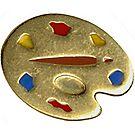 Webelos Artist Pin