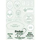Badge Magic® Boy Scout Uniform Kit
