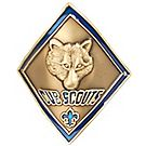 Cub Scout Staff Shield