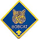 CS Bobcat Rank Staff Shield
