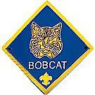 CS Bobcat Rank Staff Shield