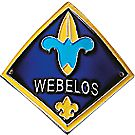 CS Webelos Rank Staff Shield