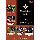 Commissioner Service and District Operation Support DVD
