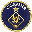 Cubmaster Merit Emblem