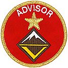 Venturing Advisor Merit Emblem
