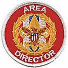 Area Director Emblem
