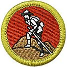 Scouting Heritage Merit Badge Emblem