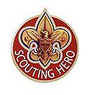 Scouting Hero Pin