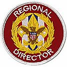 Region Director Emblem