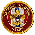 National Council Staff Emblem