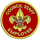 Council Staff Employee Emblem