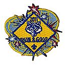 Cub Scouts® Blue & Gold Collectible Emblem For 2011