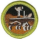 Robotics Merit Badge Emblem
