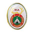 NATIONAL CAMPING SCHOOL PIN