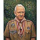 """Hillcourt – Framed Print on Canvas (16"""" x 20"""")"""