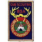 Cub Scouting National Camping School Staff Emblem