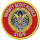 Varsity Scout Huddle Staff Commissioner Emblem