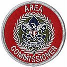 Area Commissioner Emblem