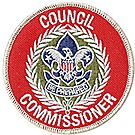 Council Commissioner Emblem