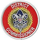District Commissioner Emblem