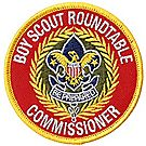 Boy Scout™ Roundtable Commissioner Emblem