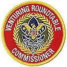 Venturing Roundtable Commissioner Emblem