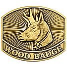 Wood Badge Hiking Staff Medallions