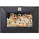 Summit Digital Leather Photo Frame