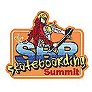 Summit Activity Skateboarding Emblem