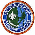 Meet Me at the Summit Emblem