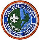 Meet Me at the Summit Emblem