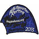 Jamblog Emblems-Whitewater Rafting - #1