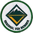 Venturing® Position Emblem - Regional VOA Member