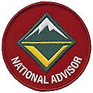Venturing National Advisor Emblem