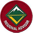 Venturing® Position Emblem - Regional Advisor