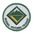 Venturing® Position Emblem – Region President