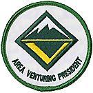 Venturing® Position Emblem – Area President