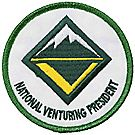 Venturing® Position Emblem – National President