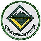 Venturing® Position Emblem – National President
