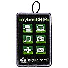 Boy Scout™ Cyber Chip Emblem